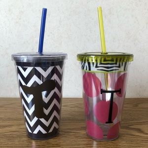 """Other - 2 Letter """"T"""" Cups"""